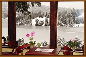 Tea house Bellevue - Moreno lake view Bariloche